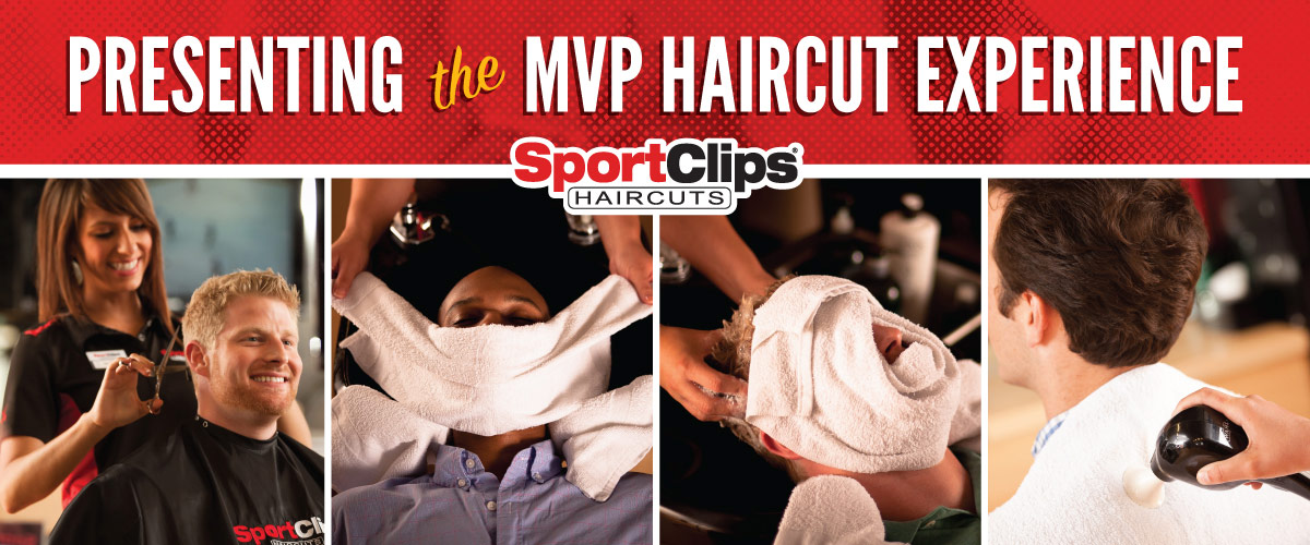 The Sport Clips Haircuts of Little Elm MVP Haircut Experience